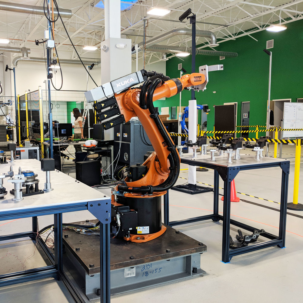 ABOUT US - Veo Robotics is transforming manufacturing with products that incorporate advanced computer vision, 3D sensing, and AI. Our first product lets high-performance industrial robots work collaboratively with people to enable much more flexible, productive, and efficient manufacturing workcells. Learn more by watching our video.MEET OUR TEAM