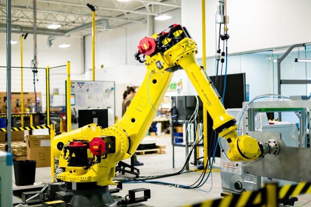 Veo Robotics The Factory as a Machine