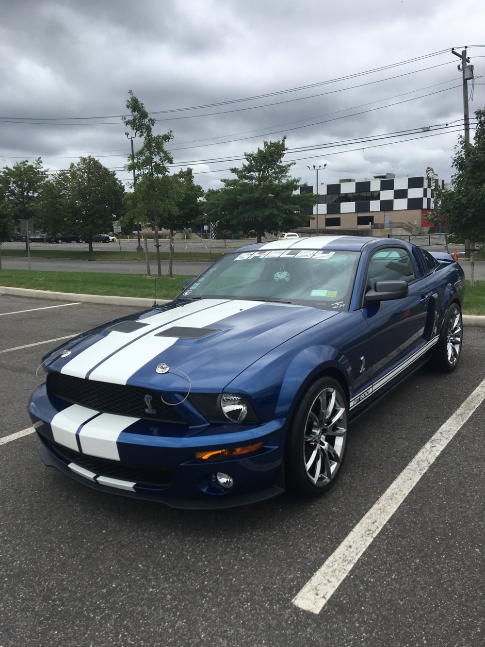2007 ford mustang gt500 shelby octane film cars