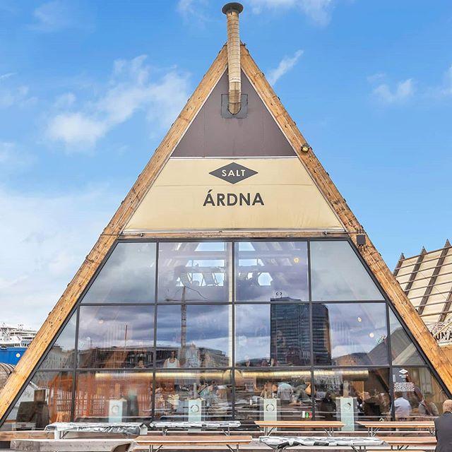 Welcome to the MiniSPA at SALT Art - Music. We offer massage in the worlds largest public sauna Ardna. #minispanordic #saltartmusic #saltoslo #massasje #visitoslo