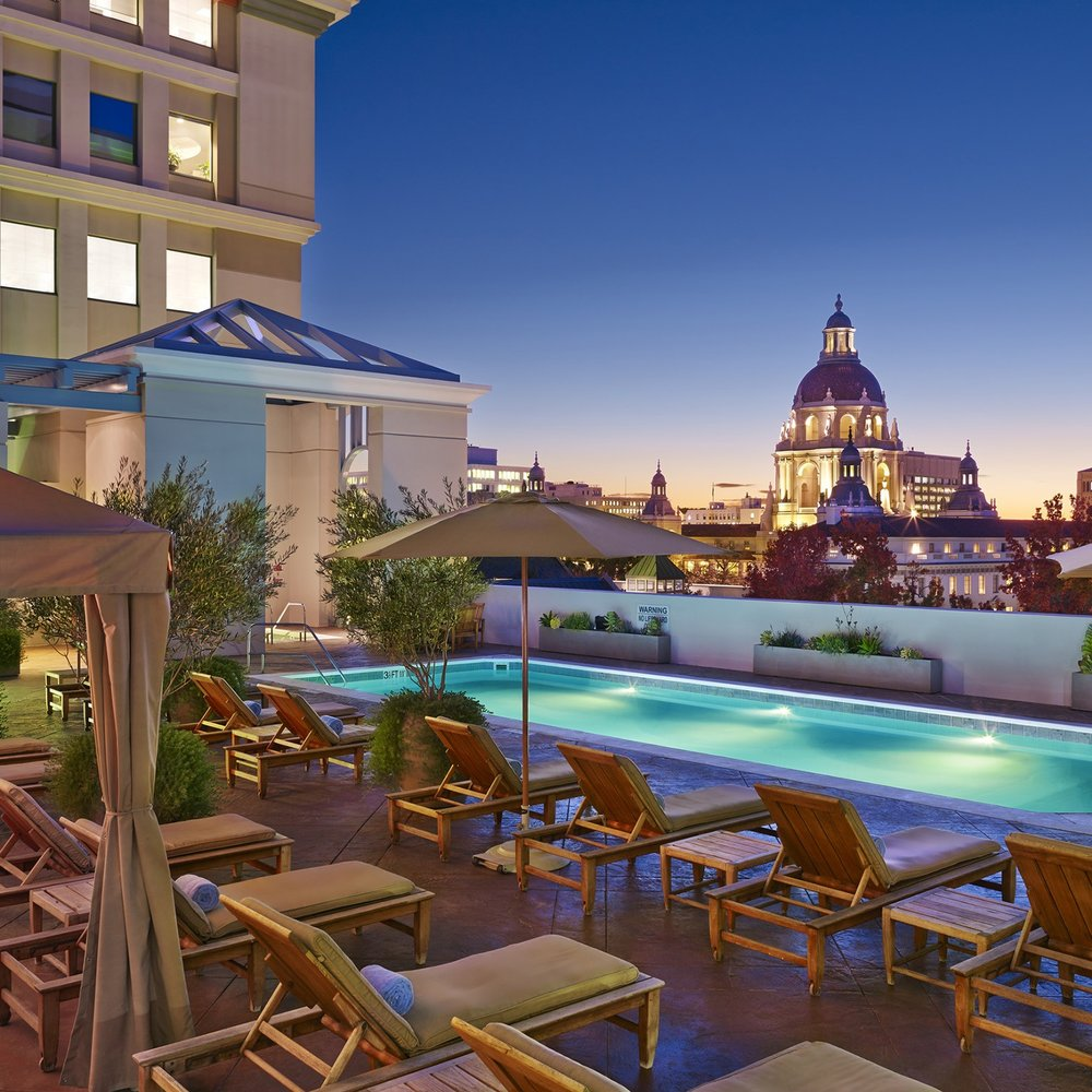 THE WESTIN PASADENA -