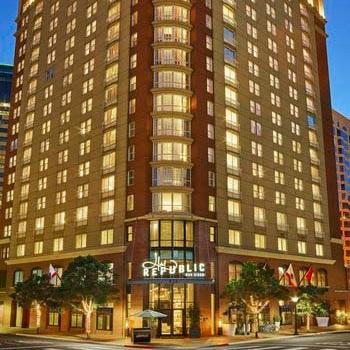 HOTEL REPUBLIC SAN DIEGO, AUTOGRAPH COLLECTION -