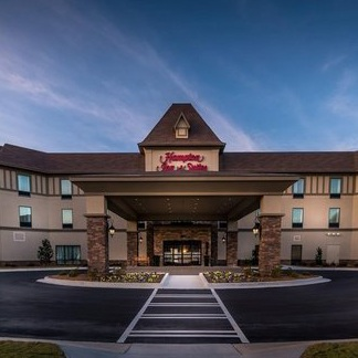 HAMPTON INN & SUITES BRASELTON -