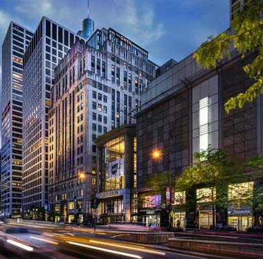 THE GWEN, A LUXURY COLLECTION HOTEL, MICHIGAN AVENUE CHICAGO - CHICAGO, ILLINOIS
