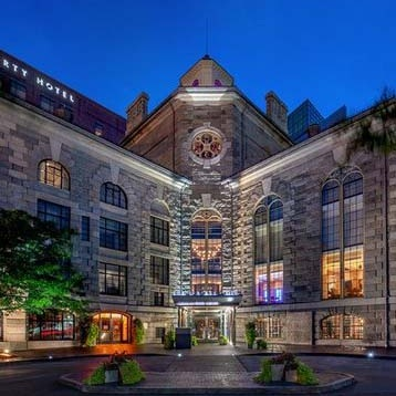 THE LIBERTY, A LUXURY COLLECTION HOTEL, BOSTON - BOSTON, MASSACHUSETTS