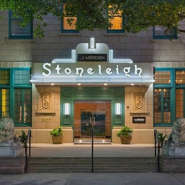 LE MÉRIDIEN DALLAS,THE STONELEIGH -