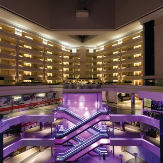 EMBASSY SUITES BY HILTON CHEVY CHASE PAVILION -