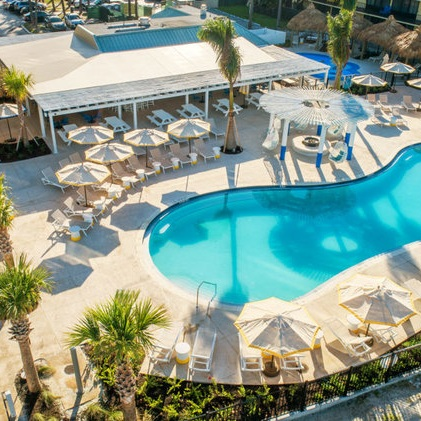 SIRATA ST. PETE BEACH  RESORT - ST. PETE BEACH, FLORIDA