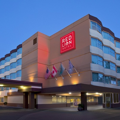 RED LION HOTEL SEATTLE AIRPORT SEA-TAC -