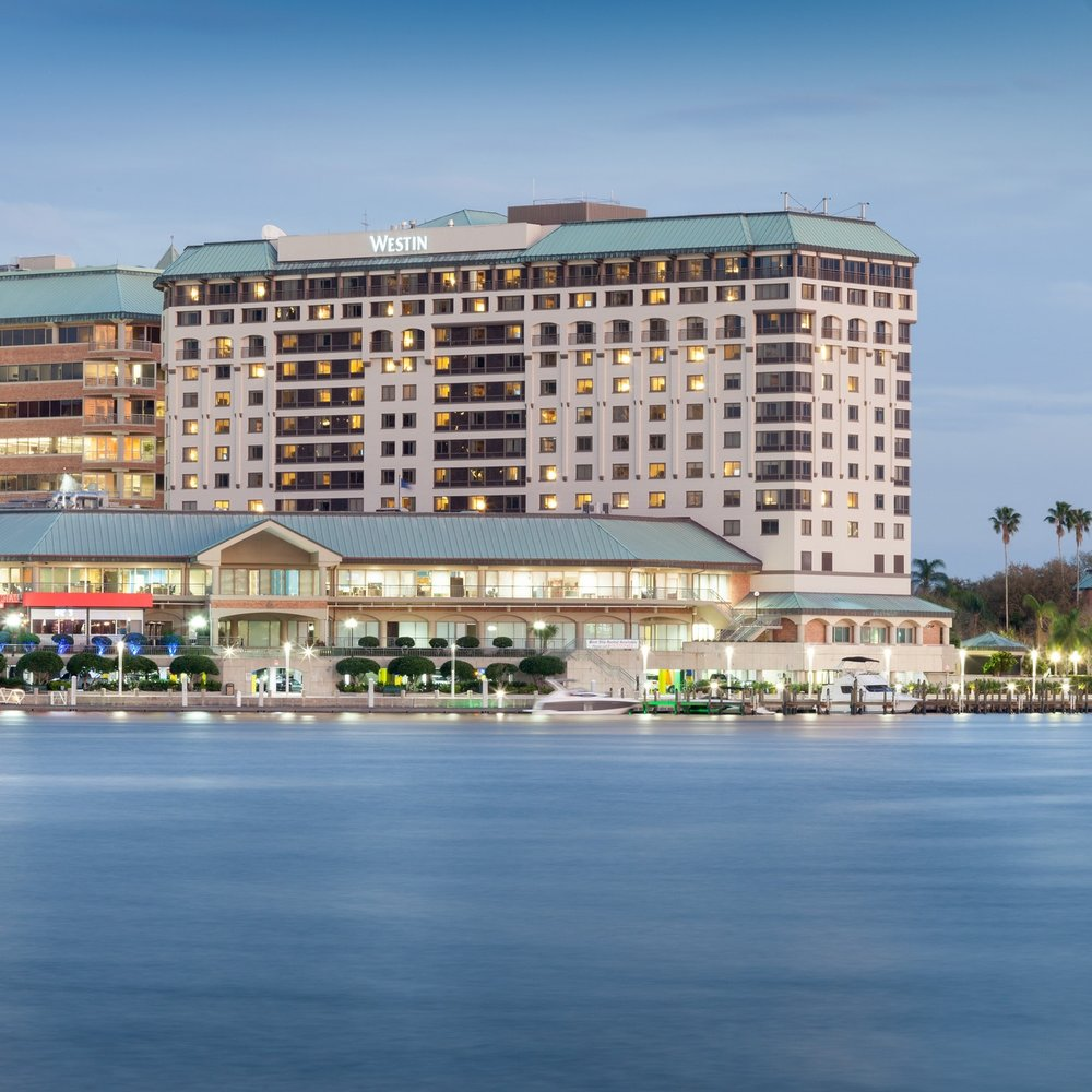 THE WESTIN TAMPA WATERSIDE -