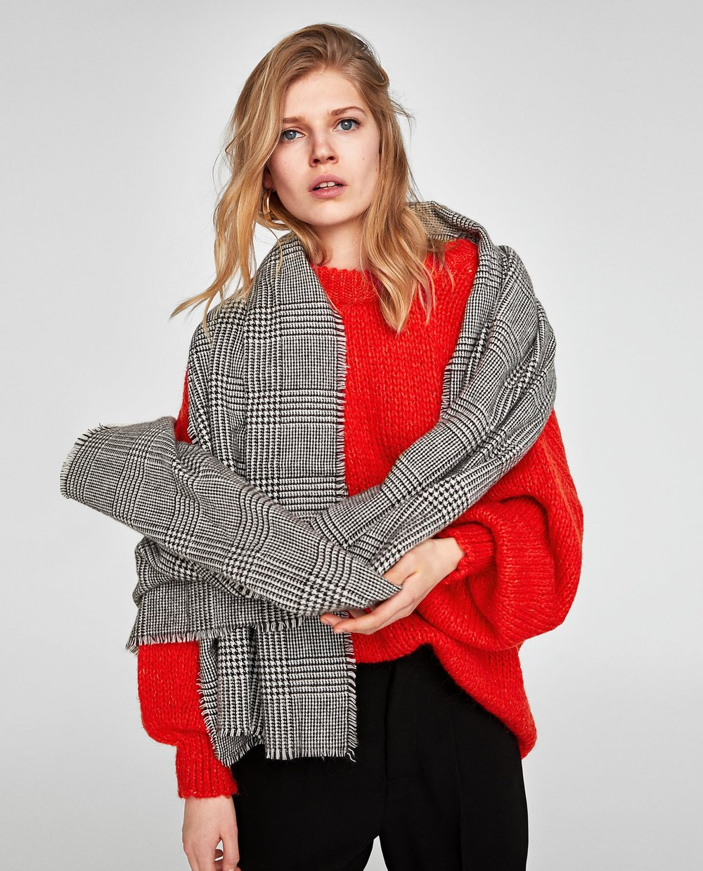 Things have gotten rather chilly in the city of dreaming spires; wrap up warm with our favourite affordable scarves. - wrap me up.