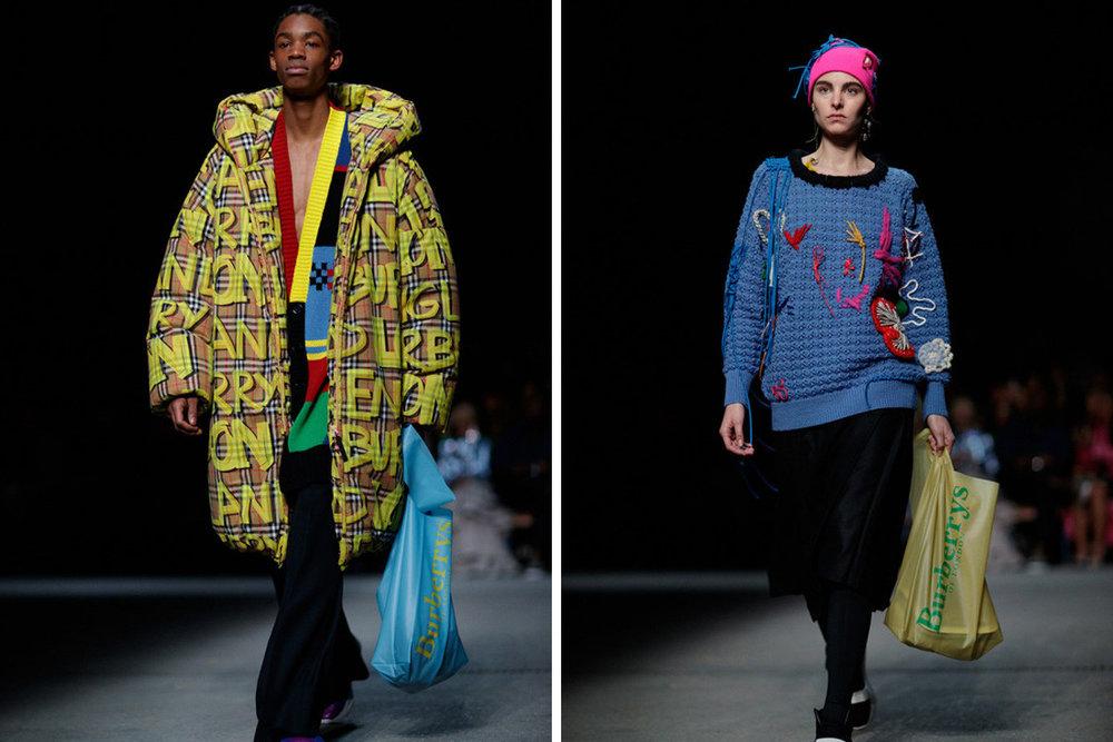 SOURCE:  https://www.highsnobiety.com/p/burberry-shopping-bags-runway/