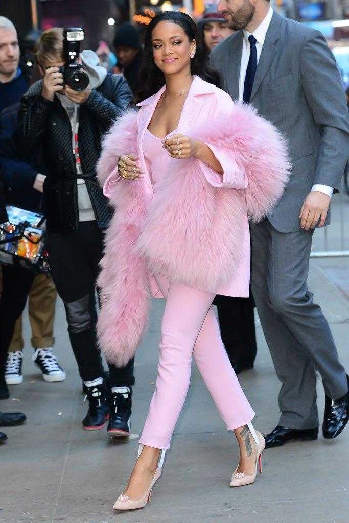SOURCE:  http://footwearnews.com/2015/fashion/celebrity-style/rihanna-becomes-a-dior-girl-stars-shoe-history-17596/