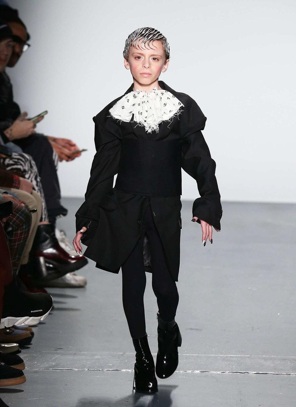 SOURCE:  https://www.thecut.com/2018/02/desmond-is-amazing-fashion-week-gypsy-sport.html