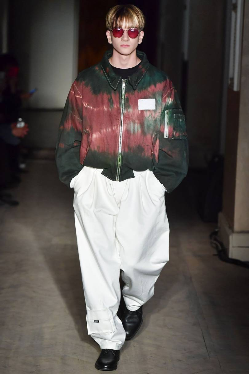 Gosha Rubchinskiy Spring/Summer 2018 Menswear Collection   Image Credit