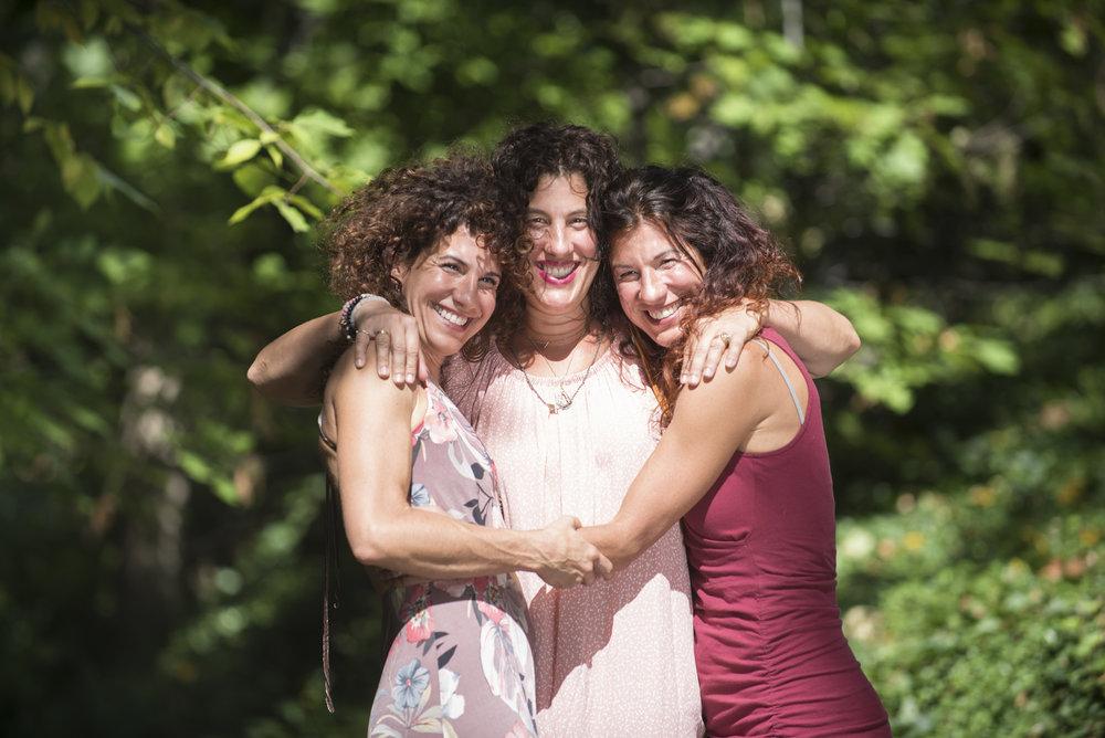 Triplets - Jessica, Jennifer and Jill