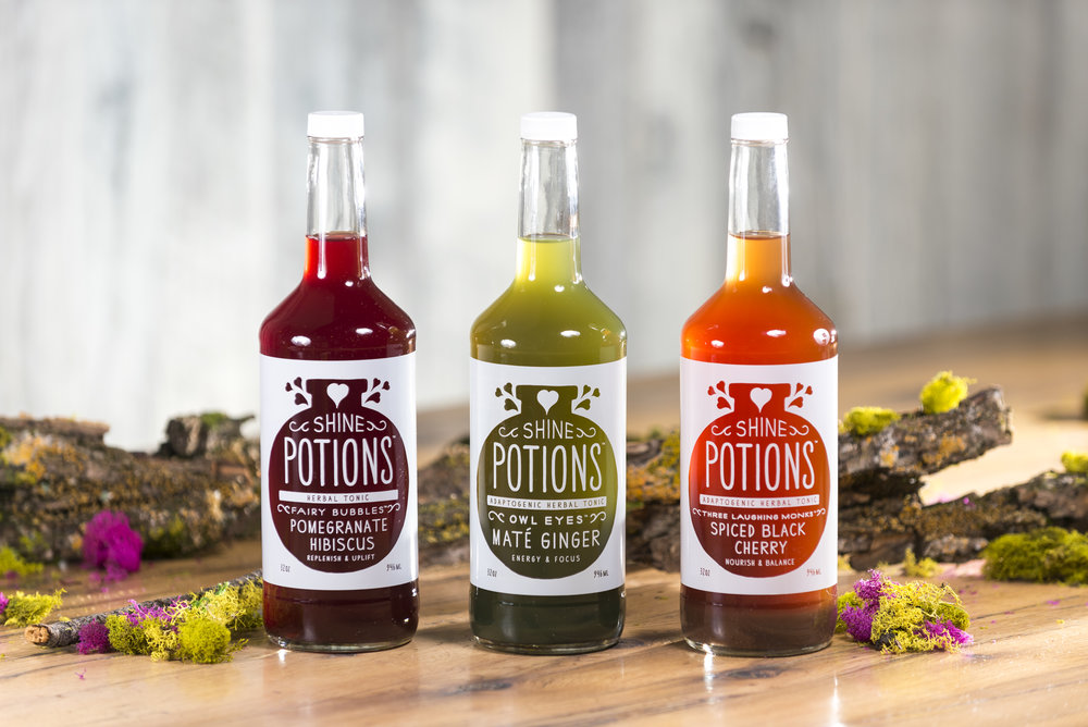 Copy of Shine Potions Variety Pack