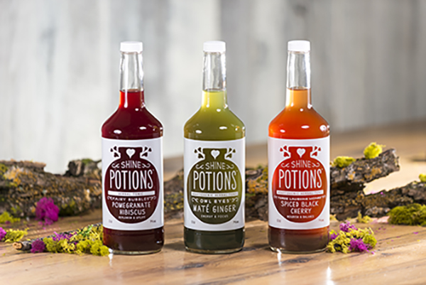 Shine Potions Variety Pack