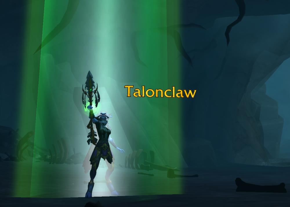 Talonclaw