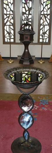 Baptismal Font -