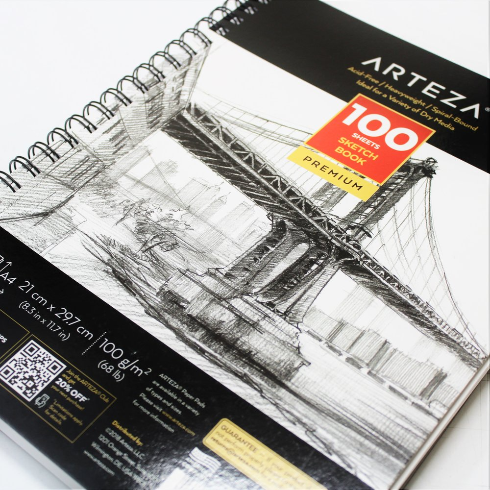 Arteza Sketch Book