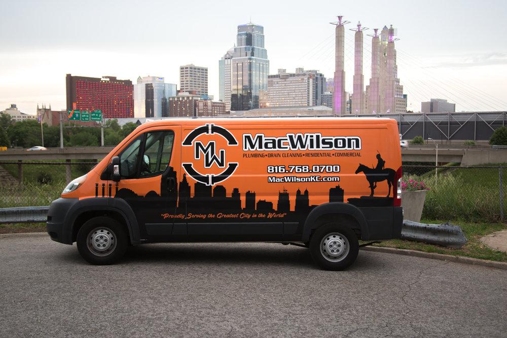 Mac Wilson Plumbing LLC - Kansas City, Missouri Company