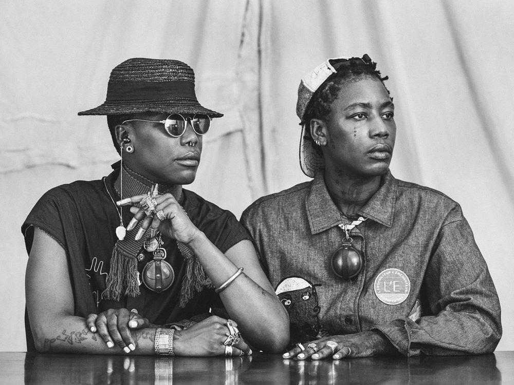 Dynasty and Soull Ogun