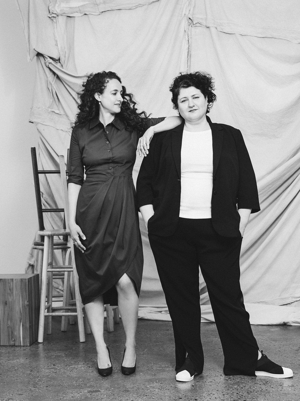 Polina Veksler & Alexandra Waldman