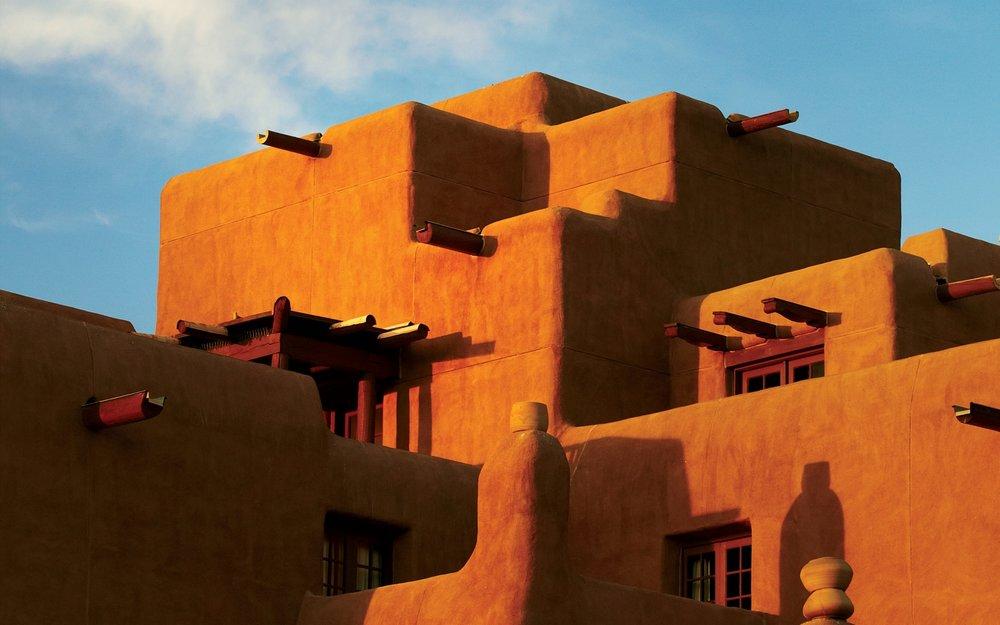 win a dream trip to - Santa Fe
