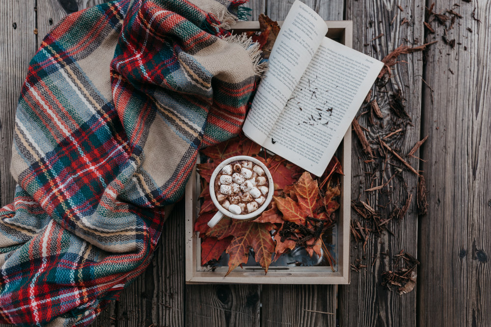 winter getaways — wool&