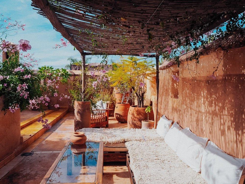 Morocco, Morocco! -
