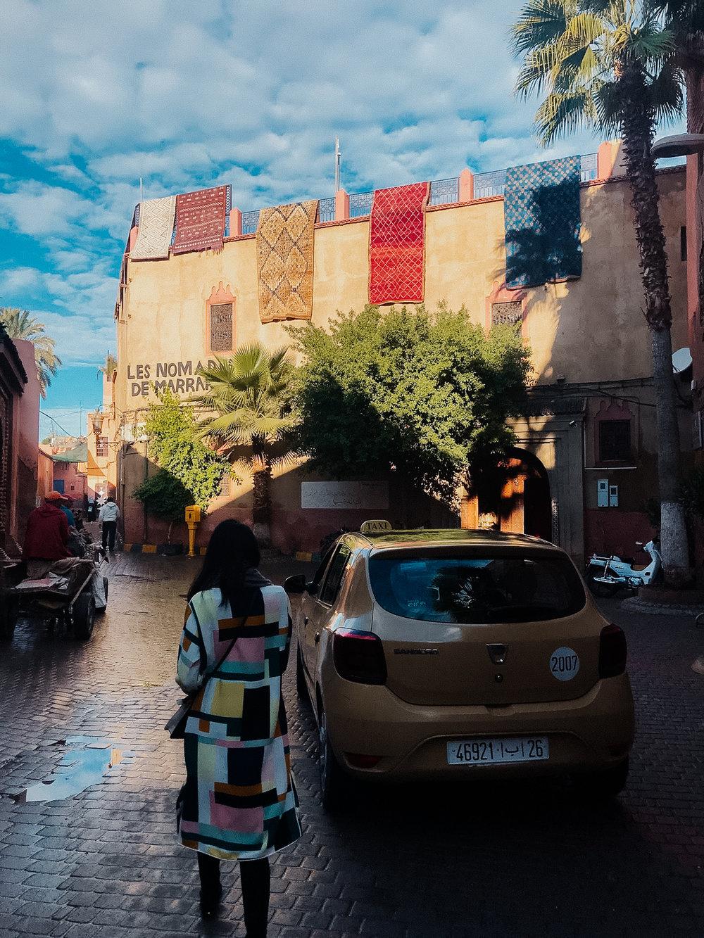 streets of the Medina