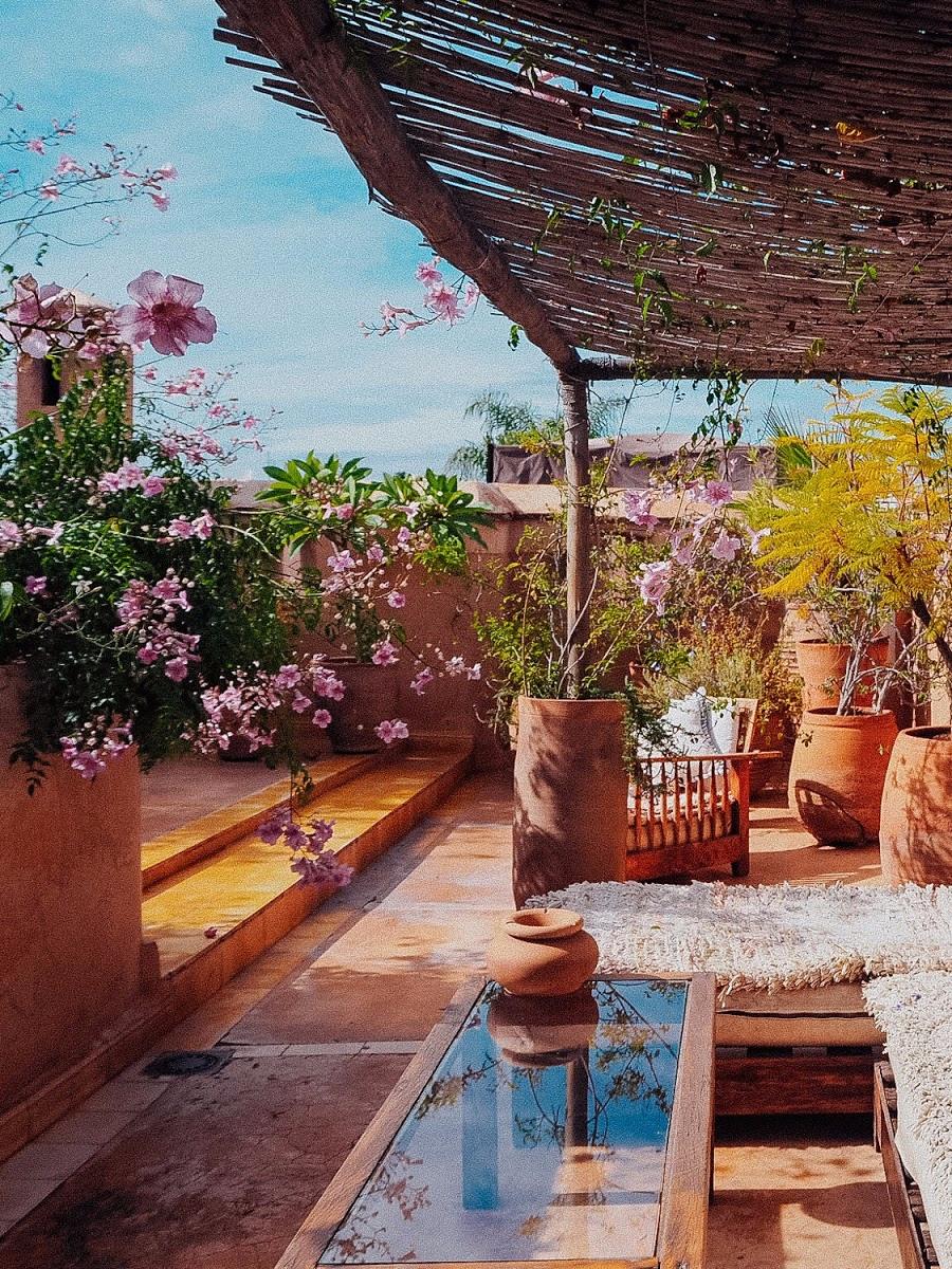 Morocco, Morocco! - Our apparel designer fulfills a dream.