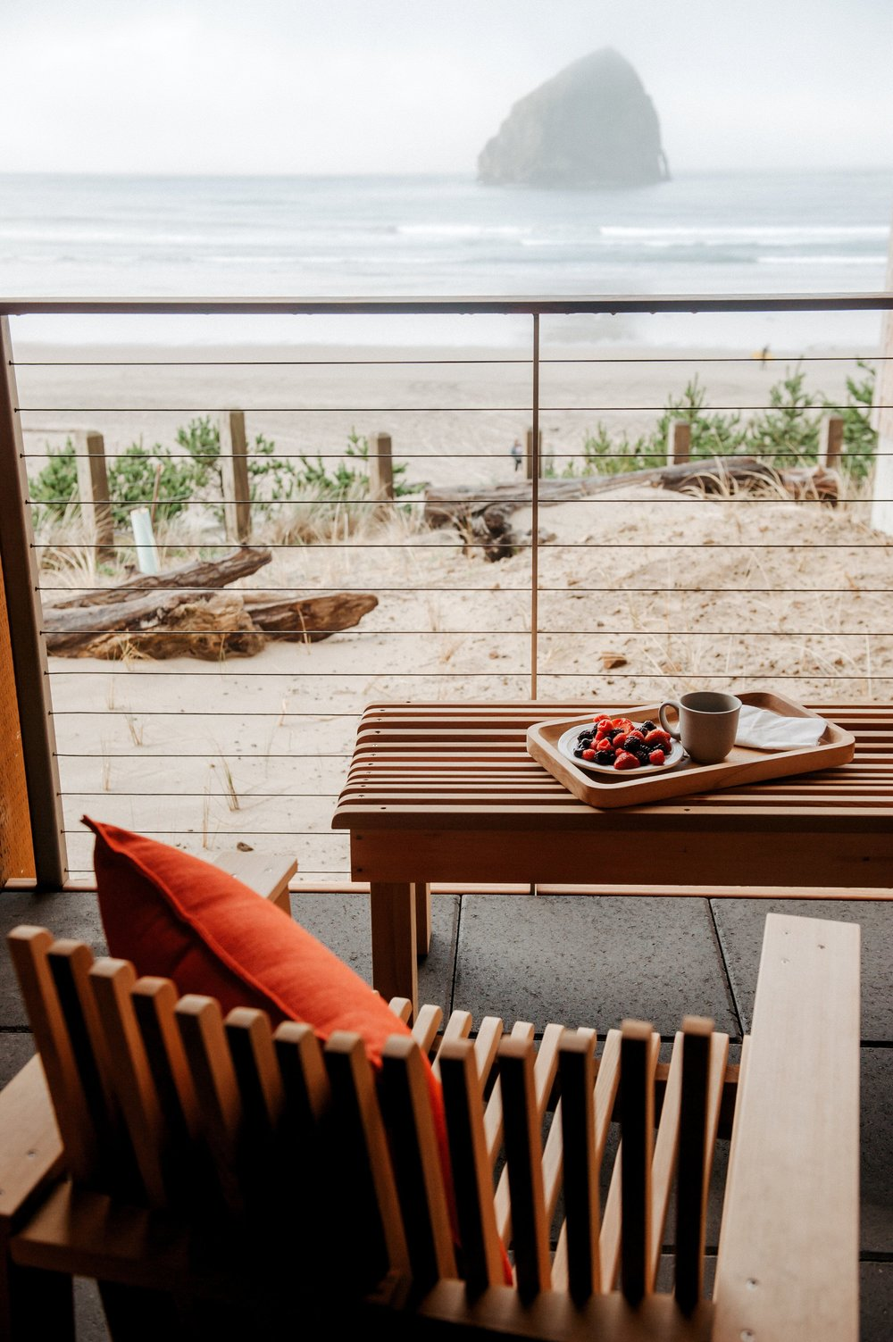 Win a trip for two to stay at the Headlands Coastal Lodge & Spa - in Pacific City, Oregon, just two hours outside of Portland.