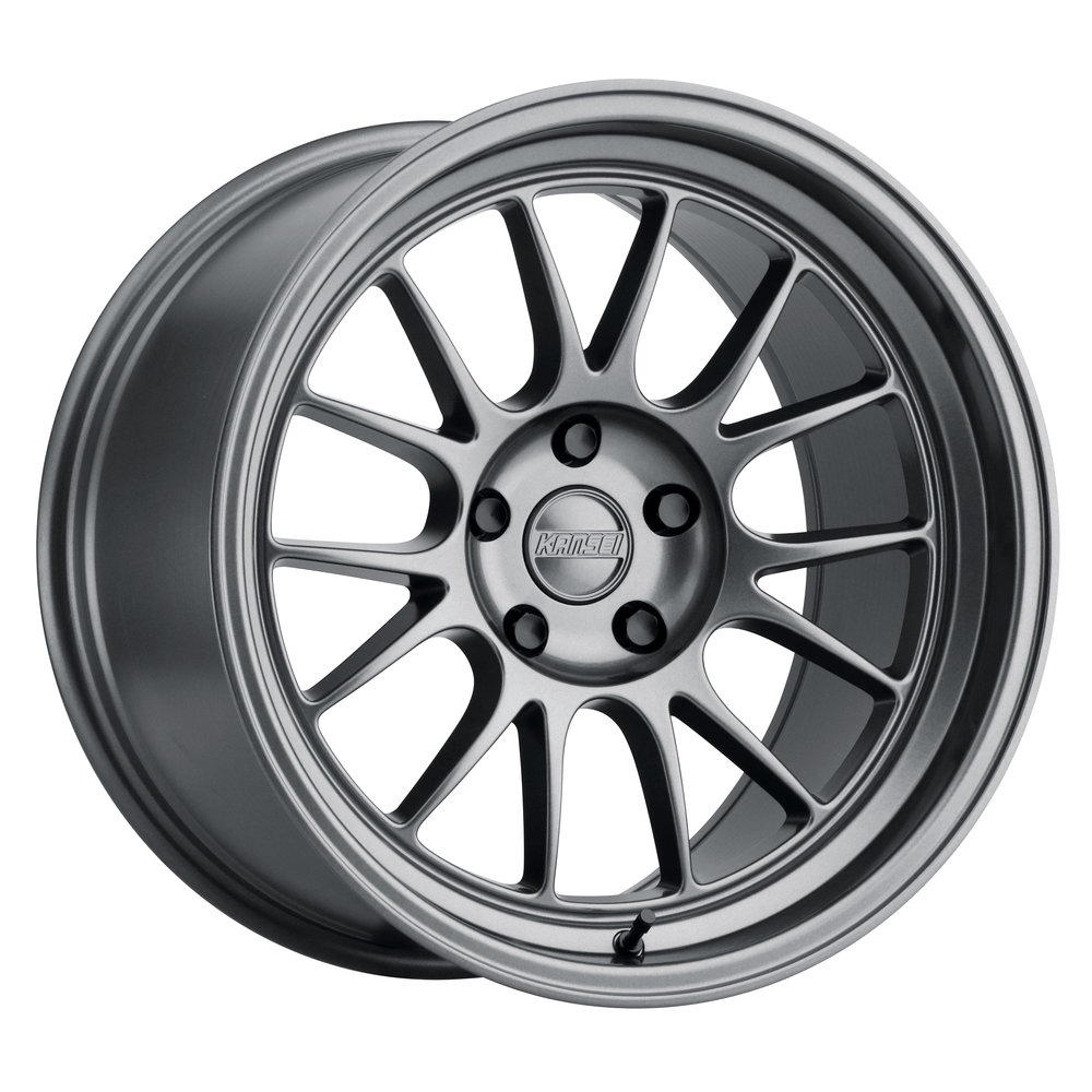 Corsa - 18x10.5 - Gloss Gunmetal.