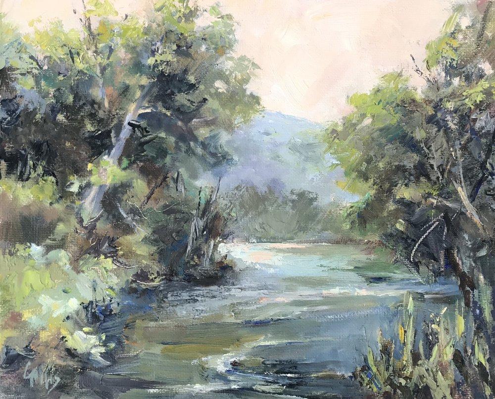 Rattler River - oil