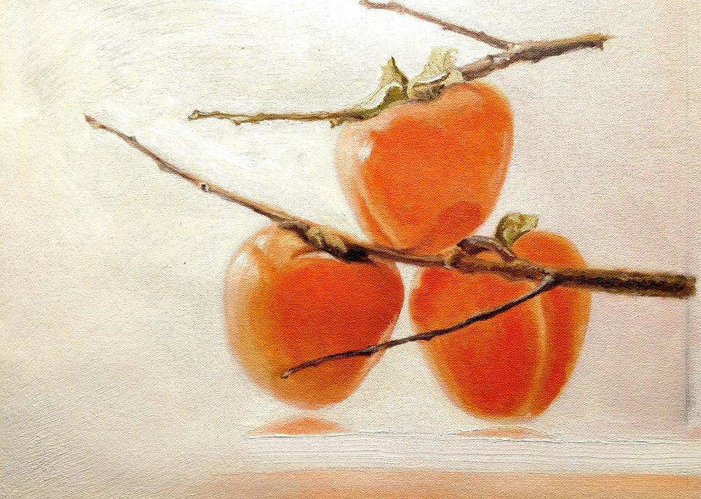 Fruit on a Vine
