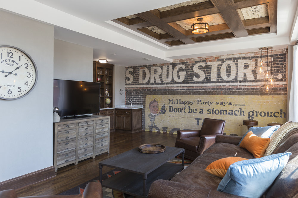 PW Boarding House - Drugstore Room - Pawhuska, OK