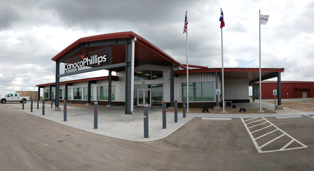 ConocoPhillips Goldsmith Field Office - Goldsmith, TX