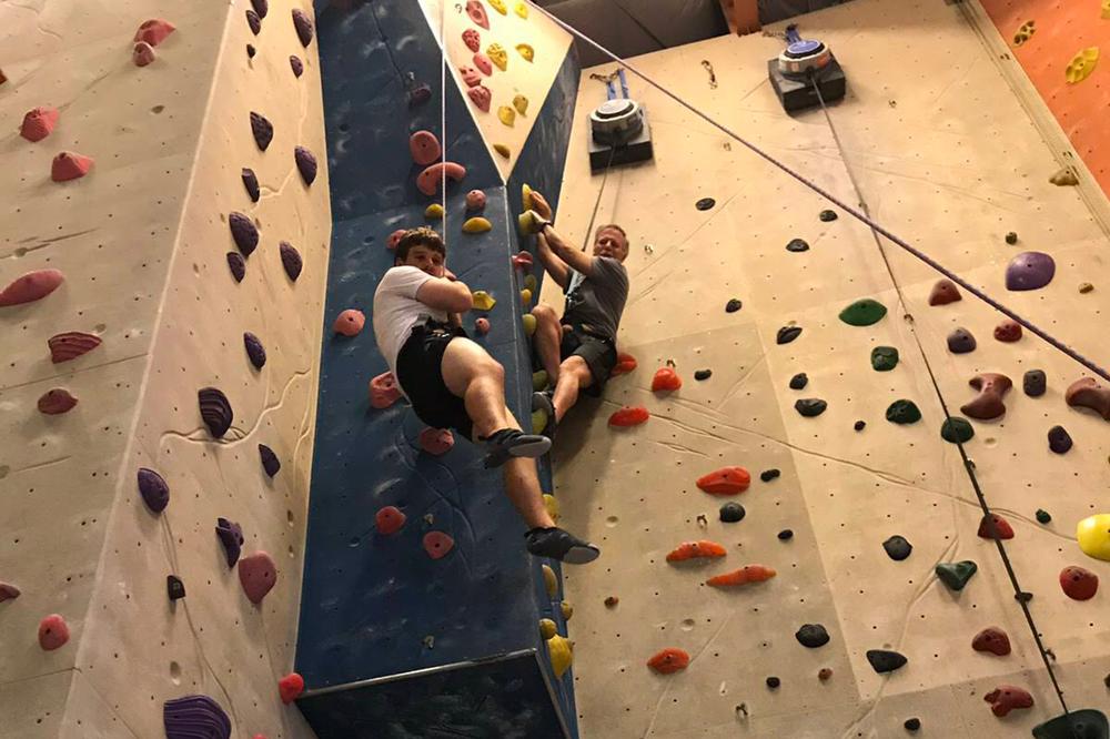 Stone Summit Rock Climbing -