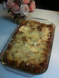 Lasagna #1