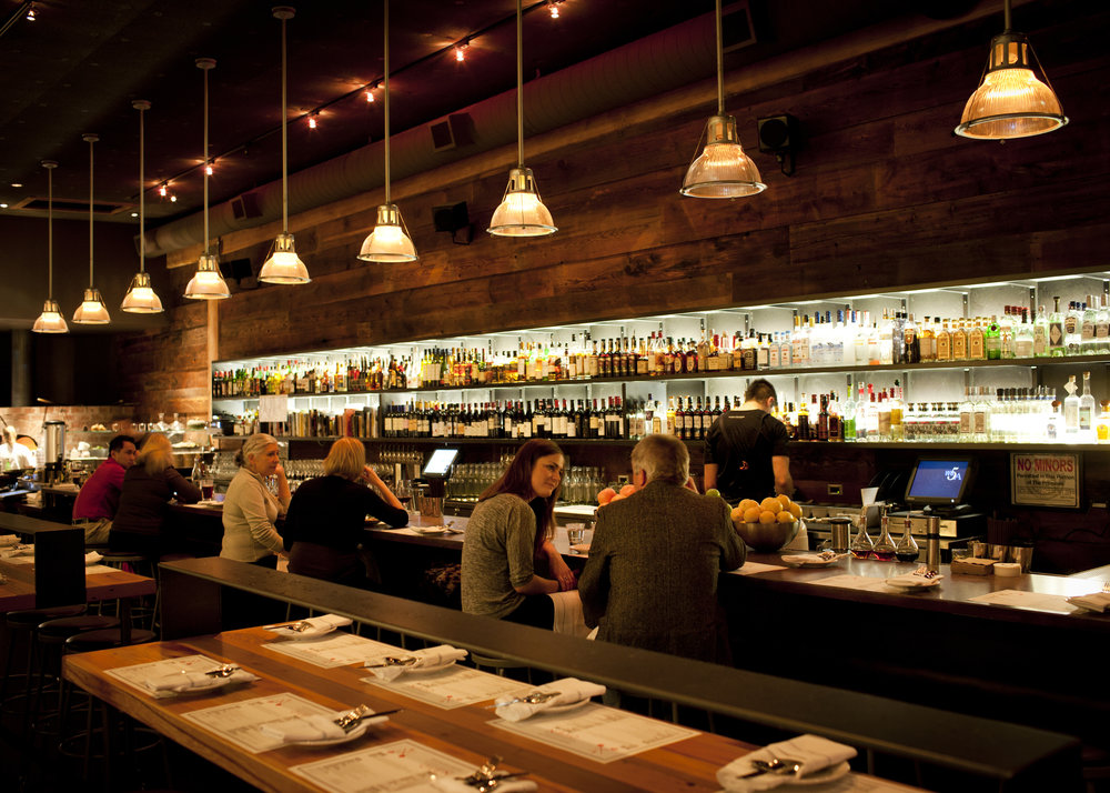 Oven & Shaker Bar Portland date ideas