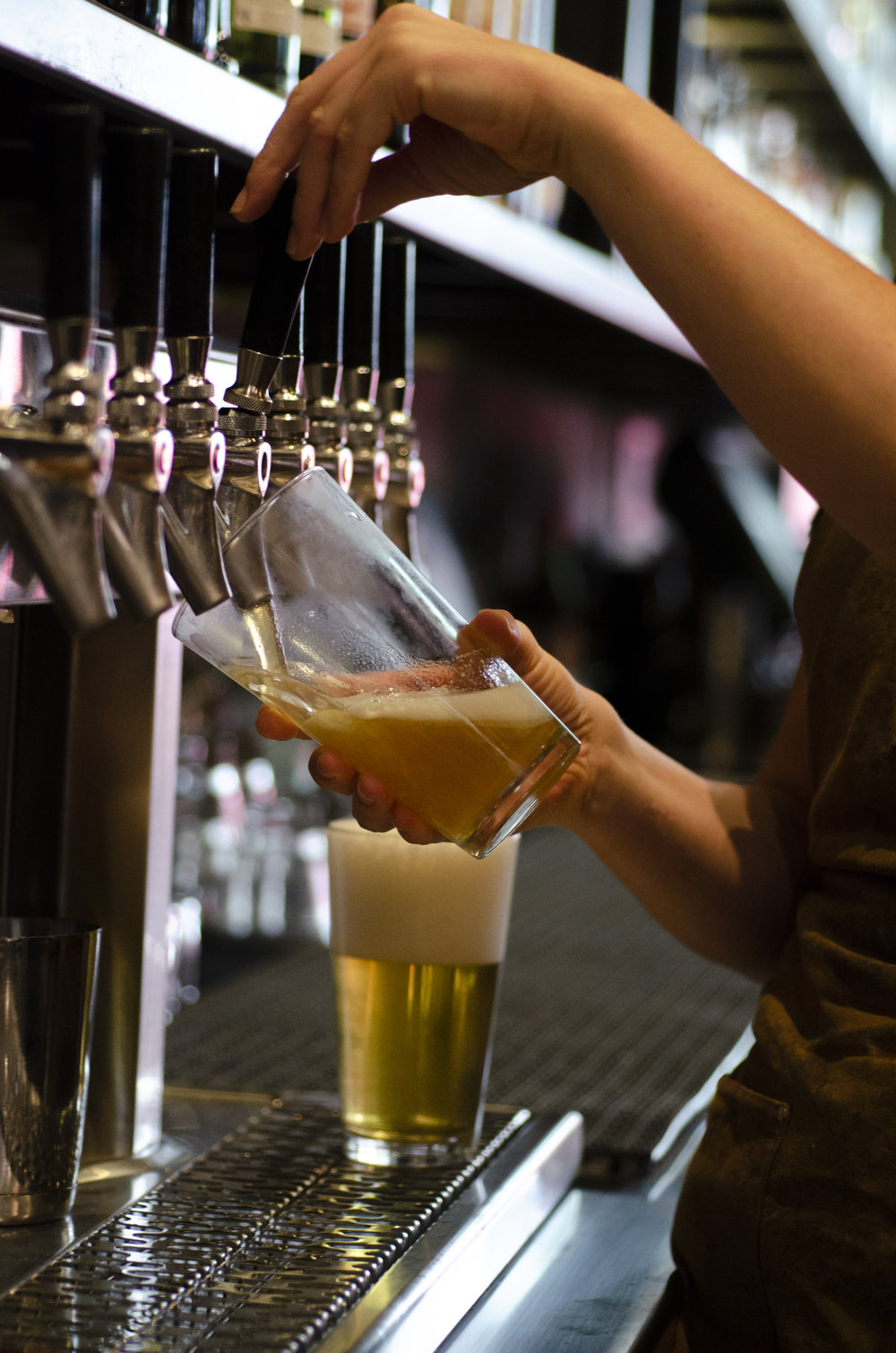beer on tap Portland