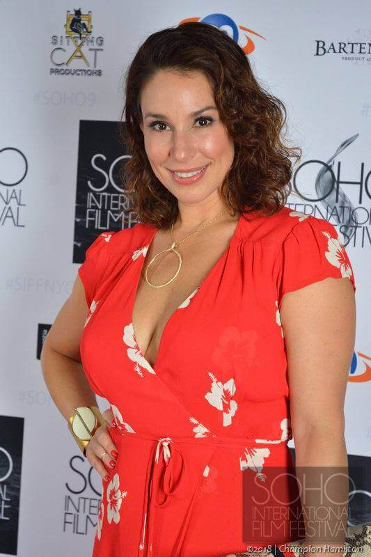 Soho International Film Festival - Jolie Curtsinger