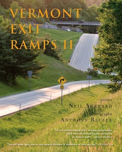Vermont Exit Ramps 2  (Green Writers Press, 2016)