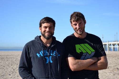 Andy + Graeme