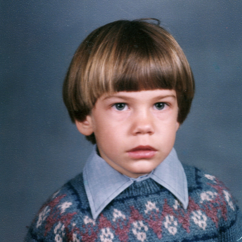 Andy in preschool
