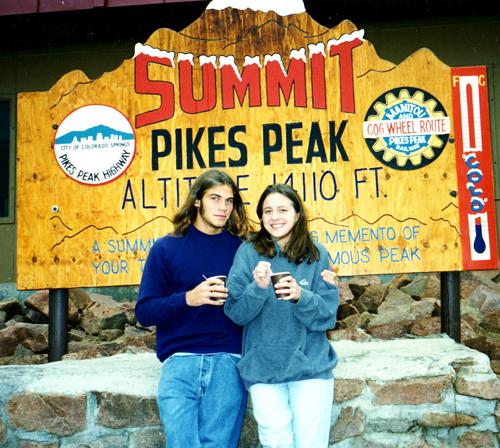 Pikes Peak 1994