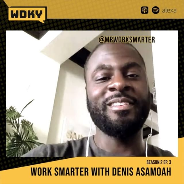 @MrWorkSmarter explains The Pomodoro Technique for HACKING your productivity. - This episode was so beneficial in terms of tools and techniques to hack your productivity in a distracted world. If you're a student, work a 9-5, or you're trying to learn something new,  you HAVE to listen to this episode! - Link in bio or in the story! #wdkyet #mrWorkSmarter #productivity #pomodoro #focus