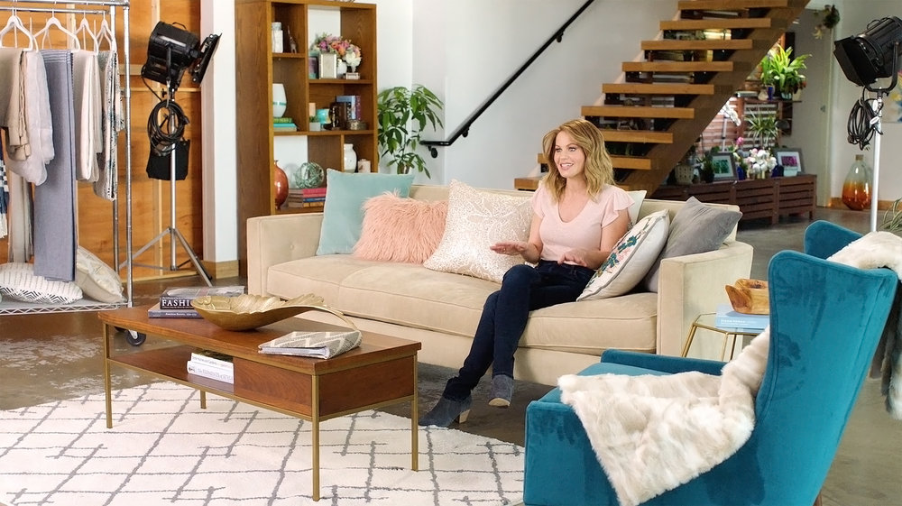 StarKist - BRANDED CONTENT CAMPAIGN WITH CANDACE CAMERON BURE.